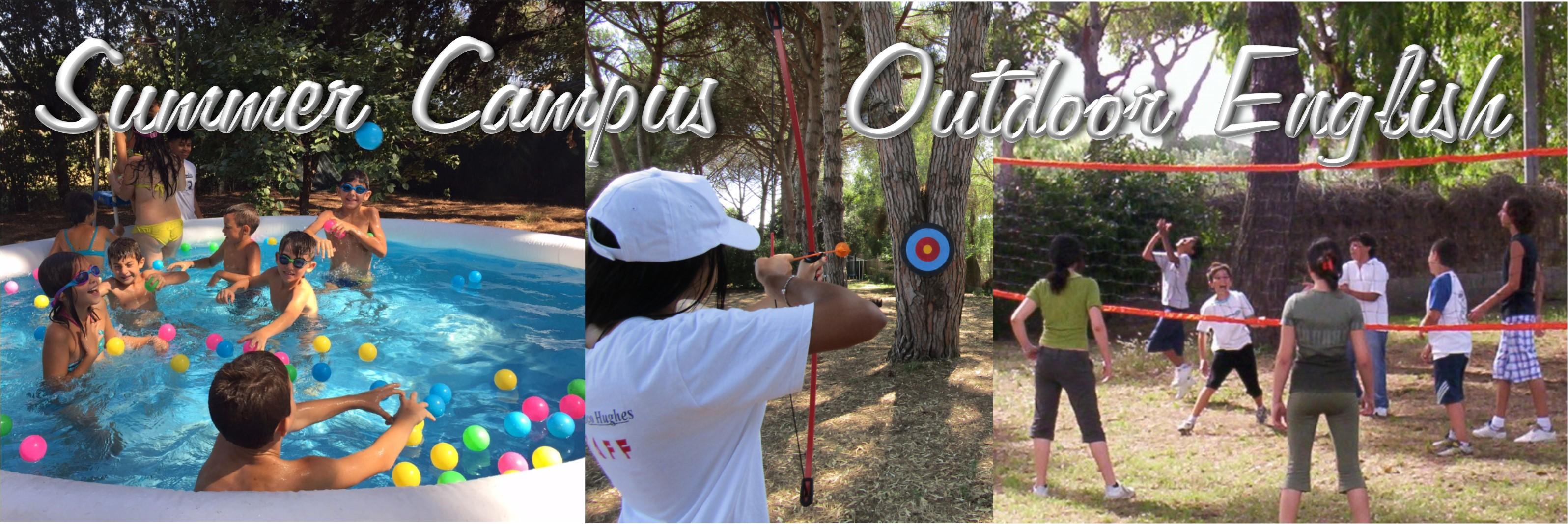 Summer Campus Outdoor